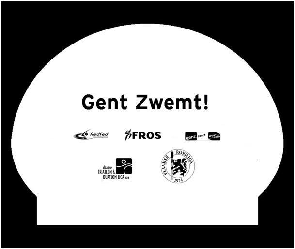 badmuts met eigen logo